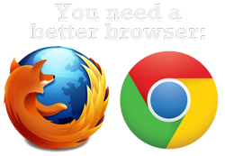 better browser needed
